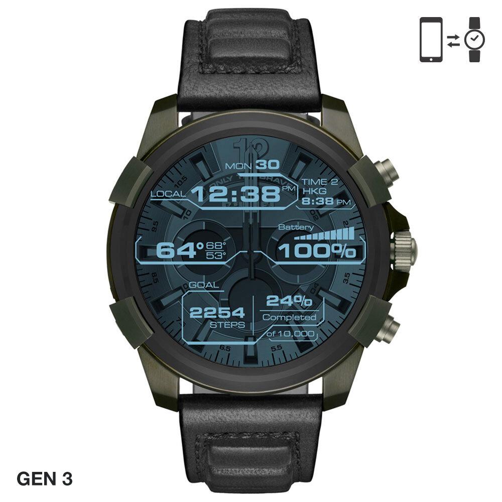 DZT2003 Erkek Akıllı Saat