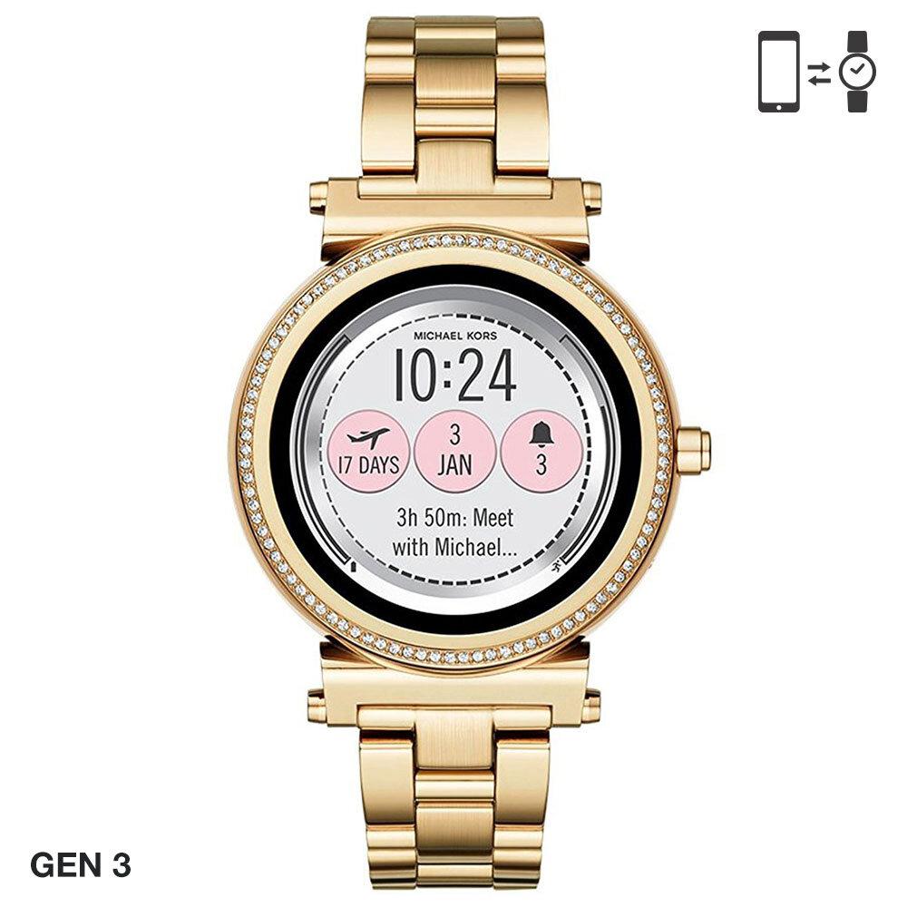 MKT5021 Bayan Akıllı Saat