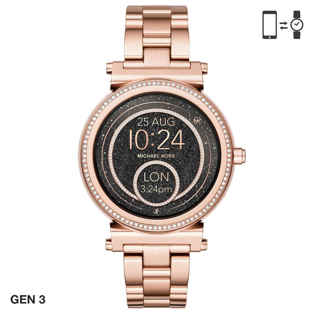 MKT5022 Bayan Akıllı Saat