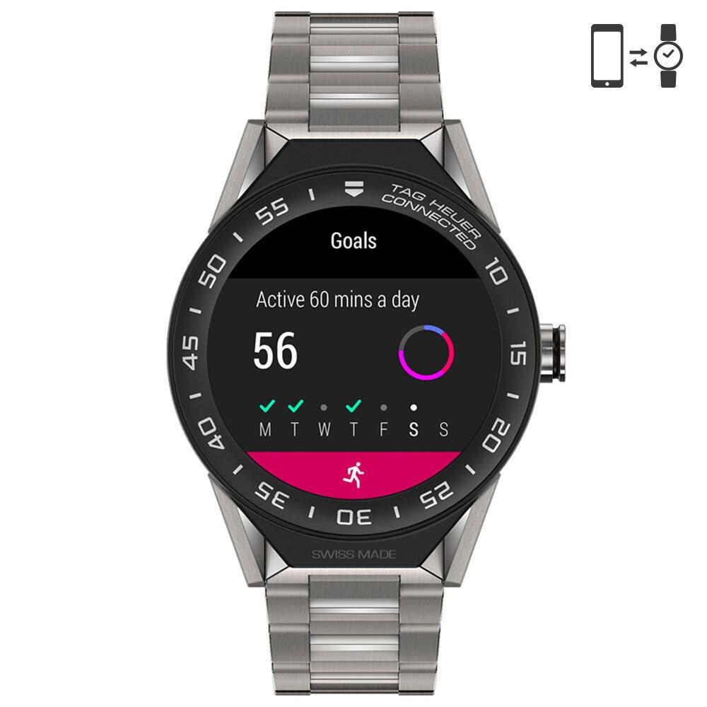 TAG-SBF8A800110BF0608 Erkek Akıllı Saat