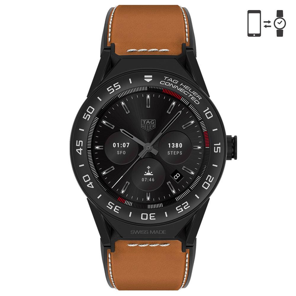 TAG-SBF8A801382FT6110 Erkek Akıllı Saat